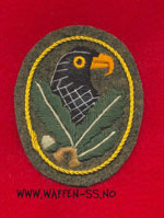 sniper badge ww2